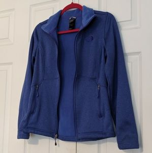 Women's North Face Zip Up EUC!